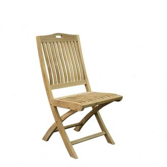 """Krzesło Teak """"RIBU"""""""