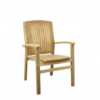 """Krzesło Teak """" Duaribu"""""""