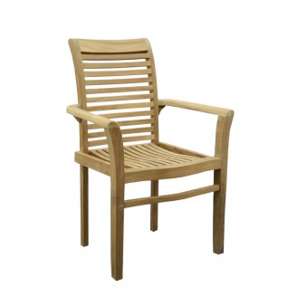 """Krzesło Teak """"Katedra"""""""